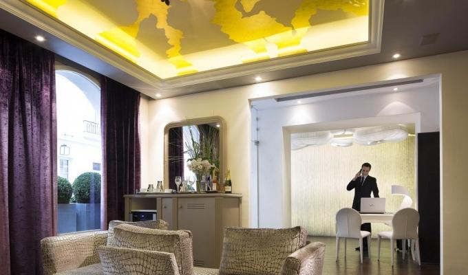 Hotel Angely - Reception