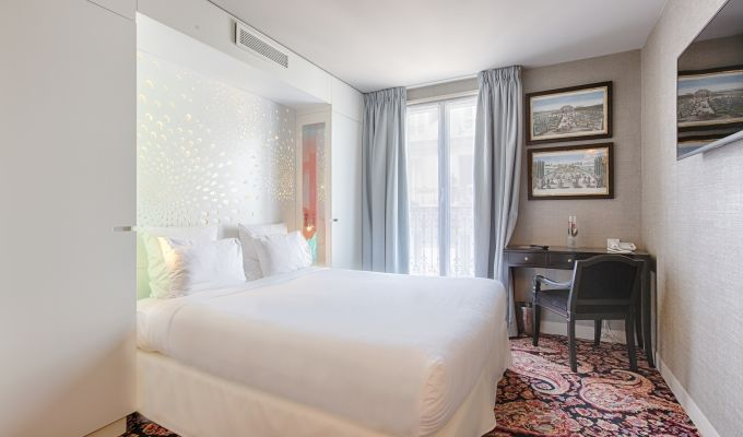 Albert's Hotel Paris - Details