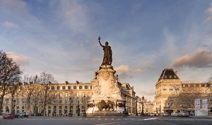 Albert's Hotel Paris - Entrance