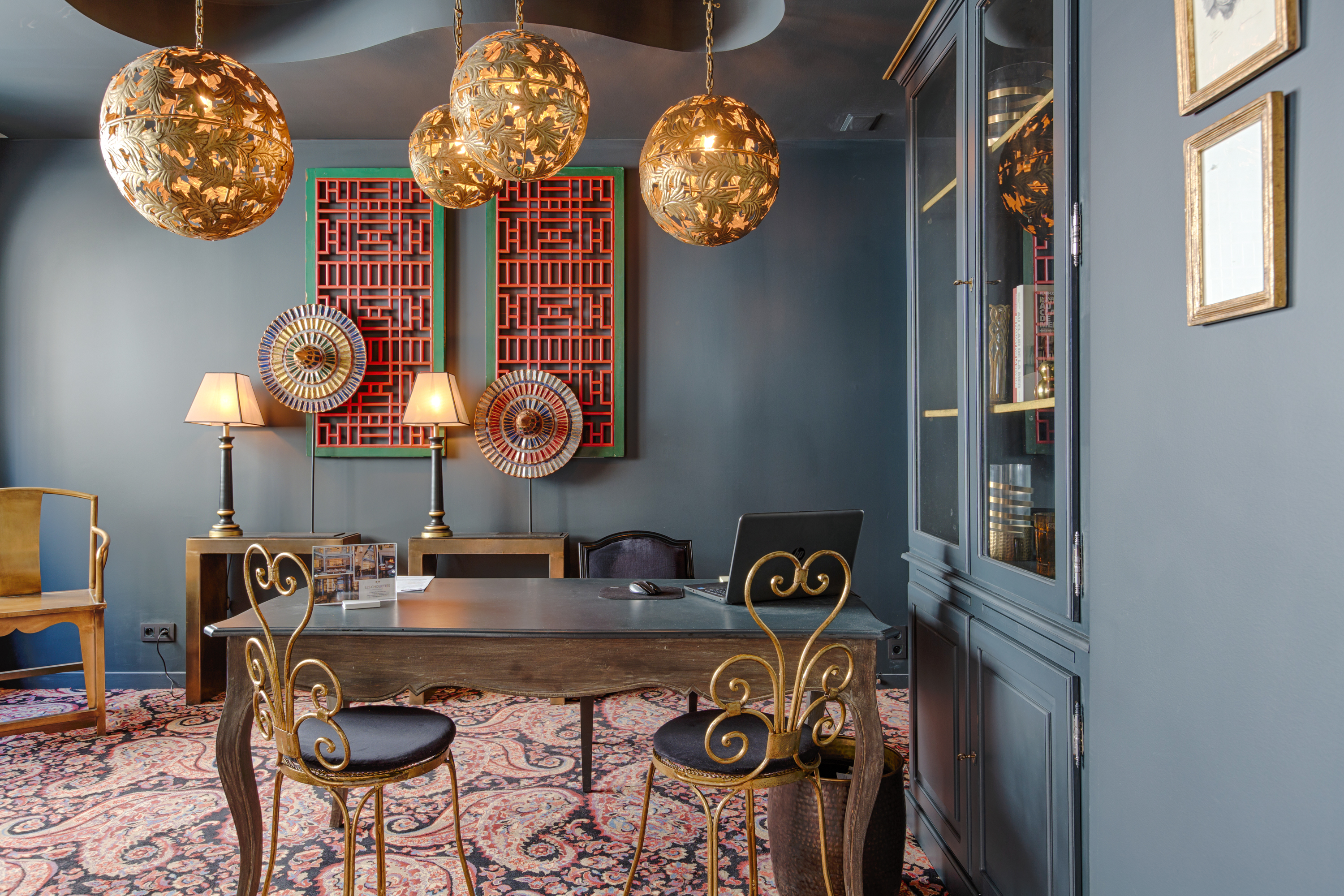 The boutique Parisian hotel that is perfect for book lovers recommend